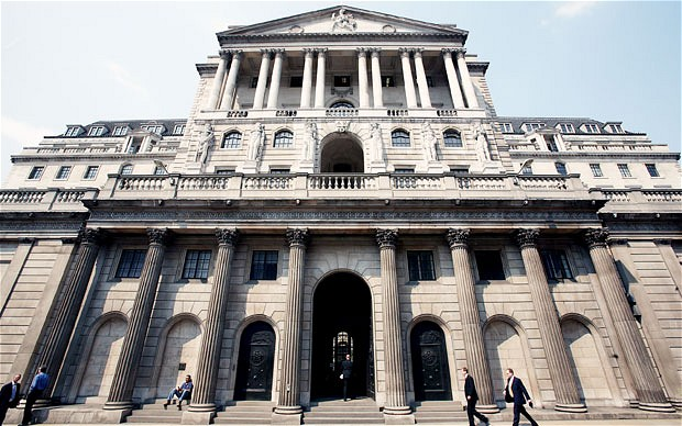 Borse in crescita: si aspetta la Bank of England