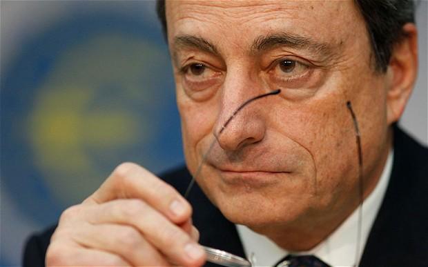 Banche, Draghi: salvataggi con soldi pubblici in casi eccezionali