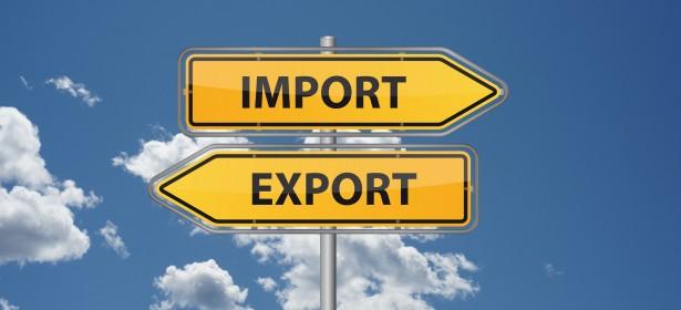 Commercio estero in calo, diminuite le esportazioni
