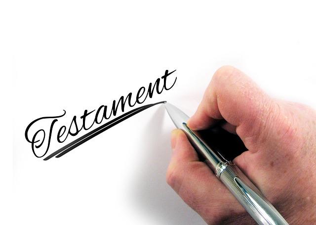 Pubblicazione testamento: come si fa, modalità e costi per ufficializzarlo