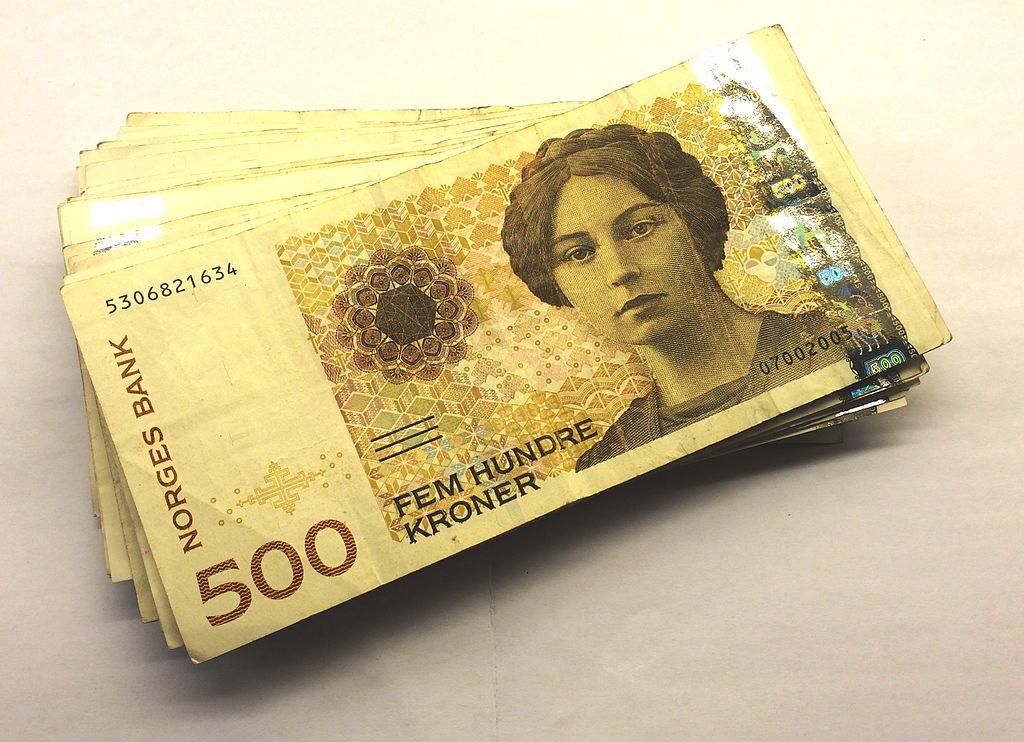 Cambio euro corona norvegese