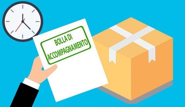 Bolla di accompagnamento: come si compila per le merci? Si può trovare online il pdf?
